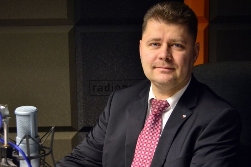 19.06.2020 - Gościem Dnia Radia Nysa był Radosław Roszkowski
