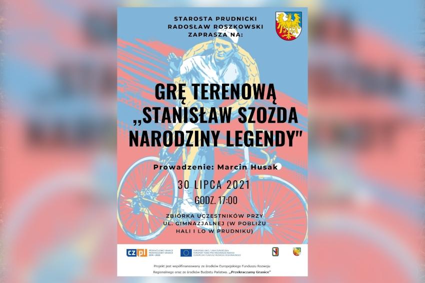 """""""Stanisław Szozda narodziny legendy"""""""