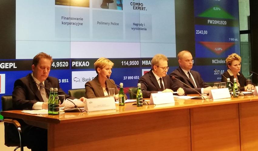 Grupa Azoty zaprezentowała wyniki finansowe za 2018 rok