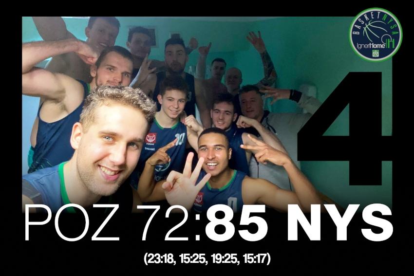 IgnerHome AZS Basket Nysa kolejny raz wygrywa!