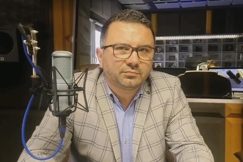 24.09.2020 Gościem Dnia Radia Nysa był Sebastian Kornaś
