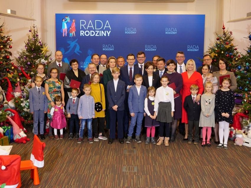 Kordian Kolbiarz został członkiem ministerialnej Rady Rodziny