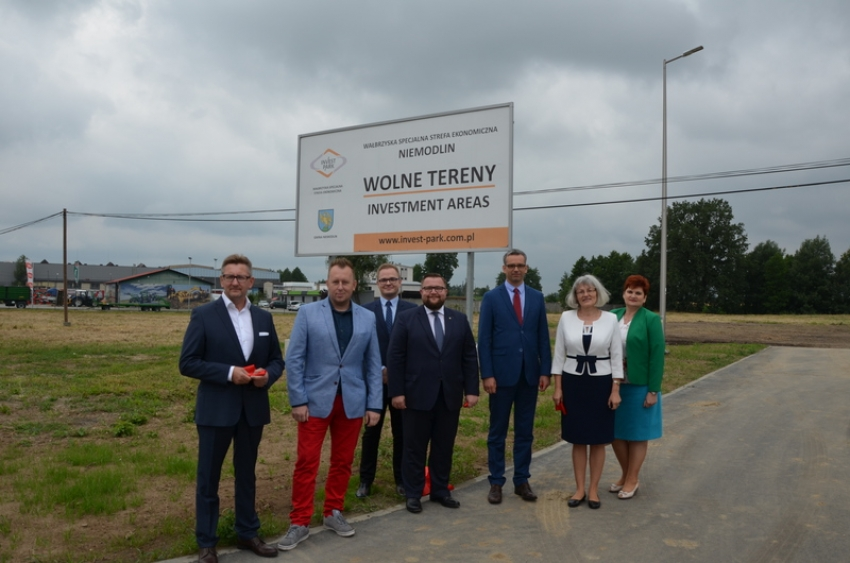 Strefa ekonomiczna w Niemodlinie nadal bez inwestorów