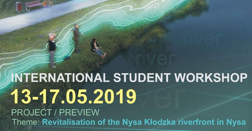 W Nysie ruszają Międzynarodowe Studenckie Warsztaty Architektoniczne