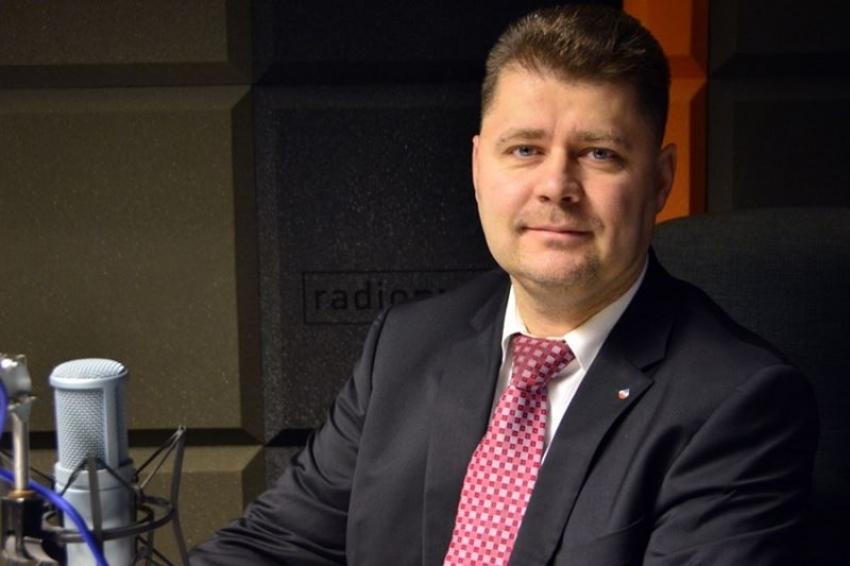 06.11.2019 - Gość Dnia Radia Radosław Roszkowski
