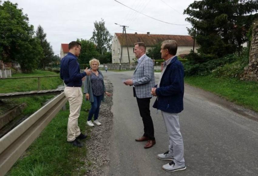 Ruszają remonty dróg powiatowych w gminie Głuchołazy