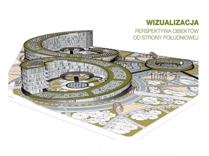 Powstanie nowa koncepcja zabudowy stadionu Stali