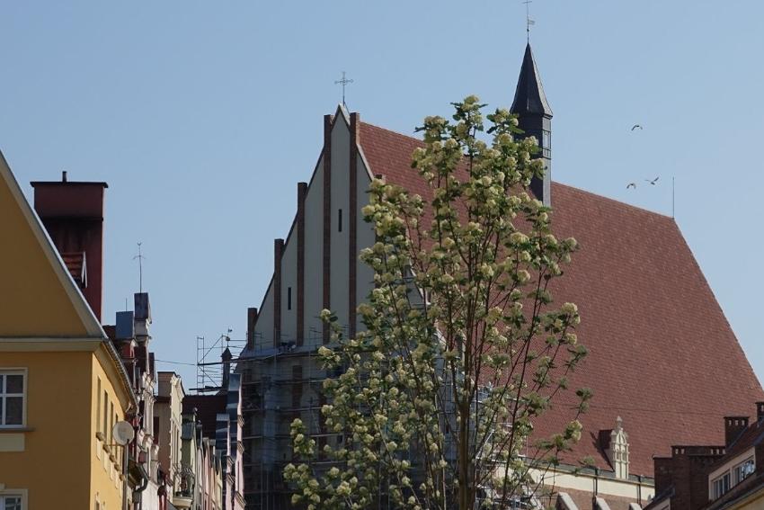 Prace renowacyjne nyskiej bazyliki dobiegły końca