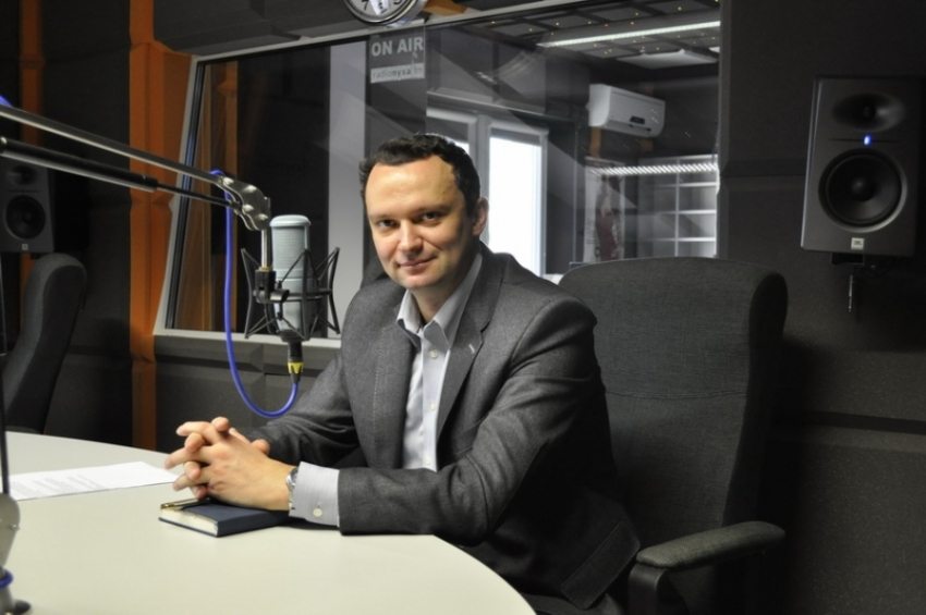 14.01.2020 - Gość Dnia Radia Nysa był dzisiaj Artur Rolka