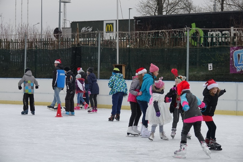 Agencja Rozwoju Nysy szykuje Mikołajki na lodzie