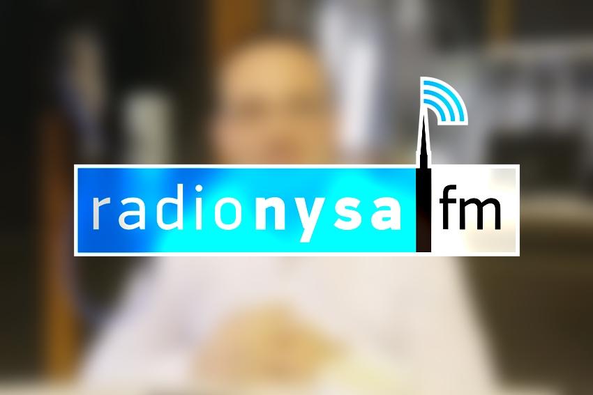09.07.2020 - Gościem Dnia Radia Nysa był Mariusz Kołosowski