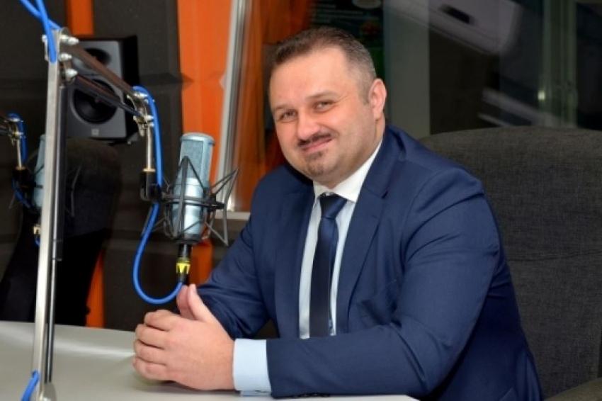 16.01.2020 - Gość Dnia Radia Nysa był dzisiaj Daniel Palimąka