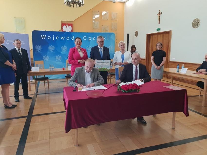 Nowy żłobek powstaje w gminie Otmuchów