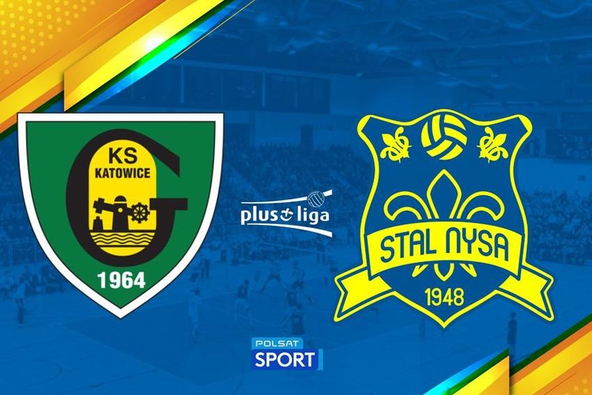 Dzień meczowy w Katowicach