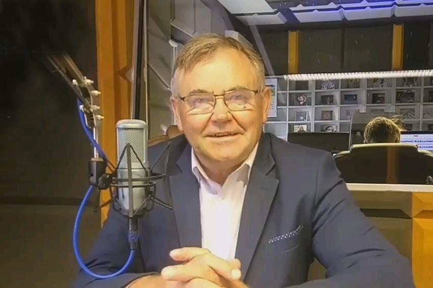 05.08.2020 - Gościem Dnia Radia Nysa był Antoni Konopka
