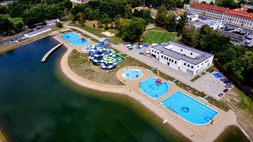 Nadal nie wiadomo co z otwarciem kąpieliska 'Frajda'