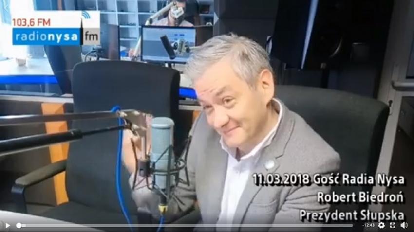 11.03.2018 Robert Biedroń