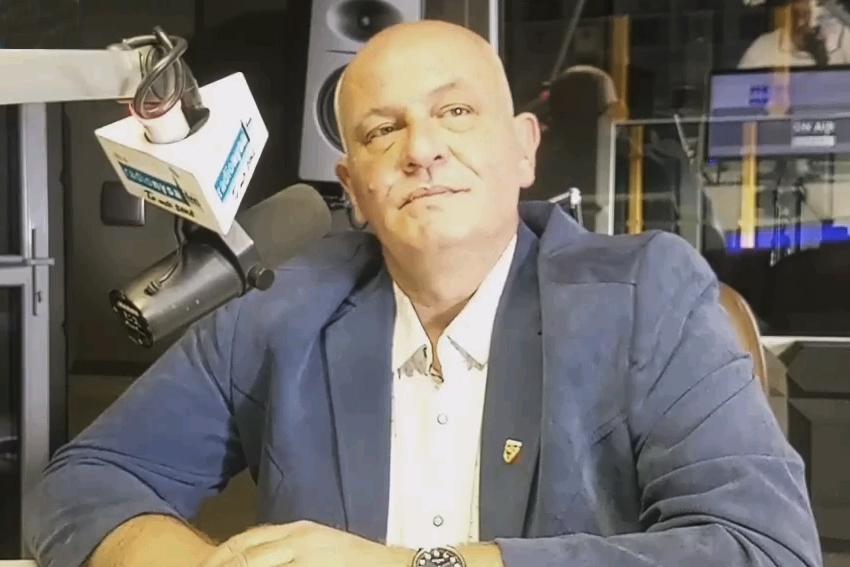 12.05.2021 - Gościem Dnia Radia Nysa był Andrzej Kruczkiewicz