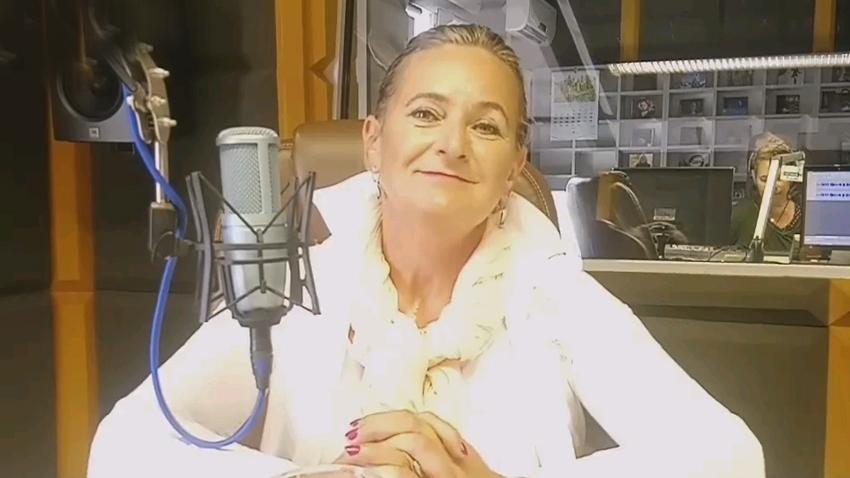 24.11.2020 - Gościem Dnia Radia Nysa była Katarzyna Czochara