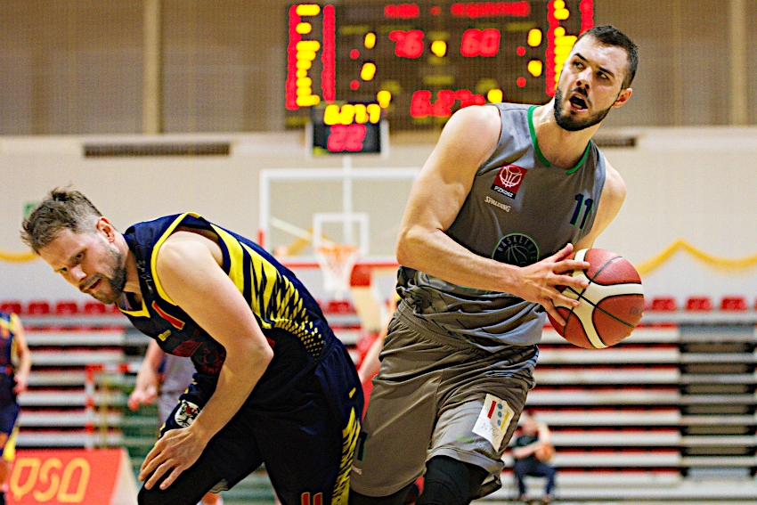 Basket Nysa coraz bliżej 1 ligi