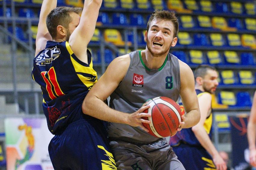 Basket Nysa jedzie za Poznań